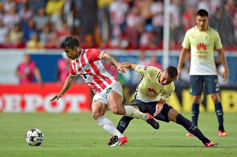 Horario Necaxa vs América y en qué canal verlo; Semifinal del A2016   ida - horario-necaxa-vs-america-semifina-apertura-2016-ida