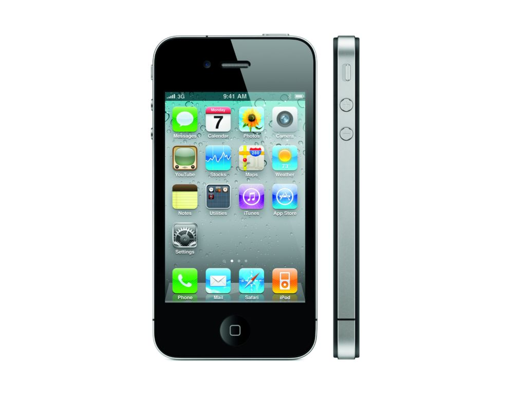 iPhone 4 sobrevive más de un año en el fondo de un lago - iphone-4