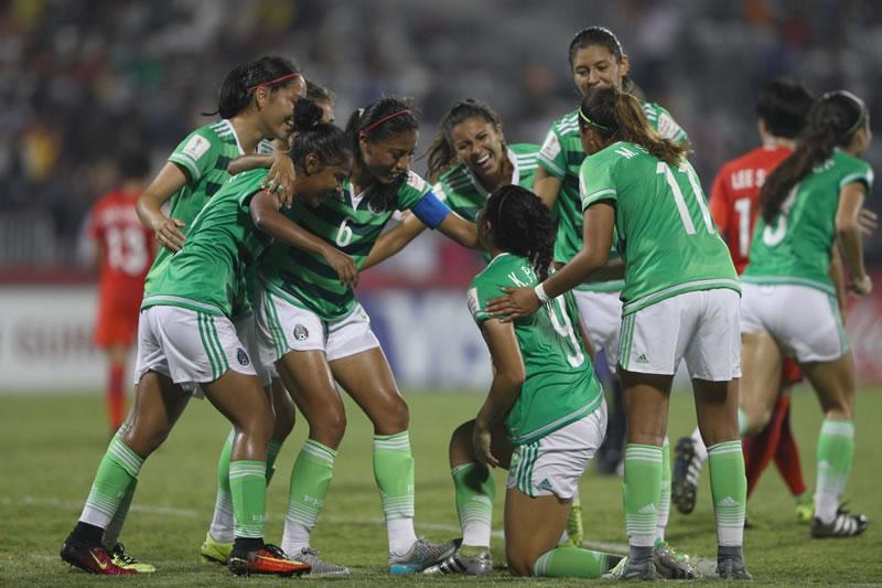 México vs Alemania, Mundial Femenil Sub 20 2016 | Resultado: 0-3 - mexico-vs-alemania-femenil-sub-20-2016