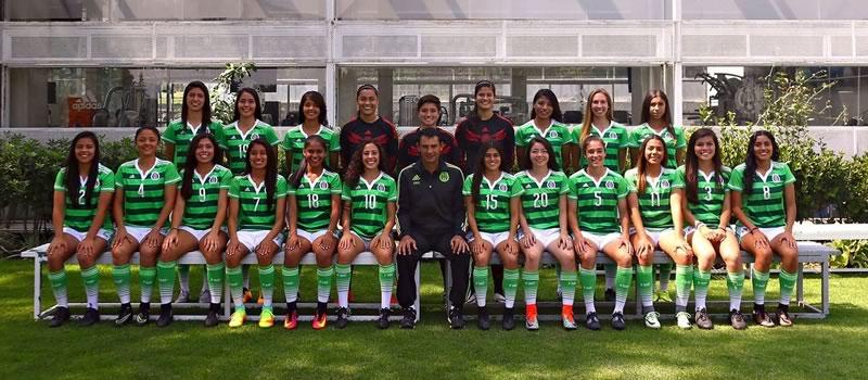 México vs Venezuela, Mundial Femenil Sub 20 2016 | Resultado: 3-2 - mexico-vs-venezuela-femenil-sub-20-2016