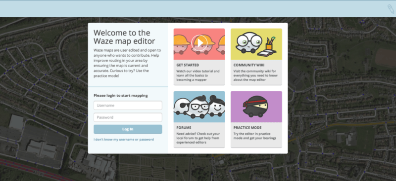 waze te da los pasos para convertirte en un editor de mapas de Waze - new-flash-800x367