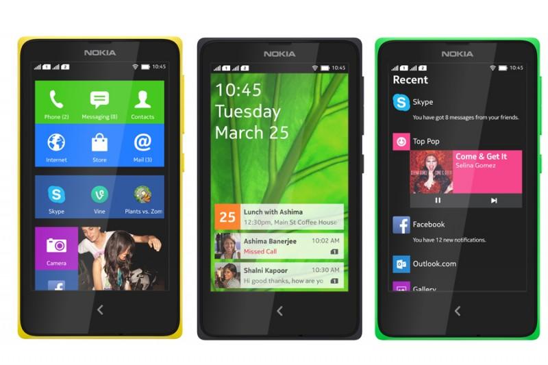 Renders del próximo dispositivo de Nokia aparecen en la web - nokia-x1-android