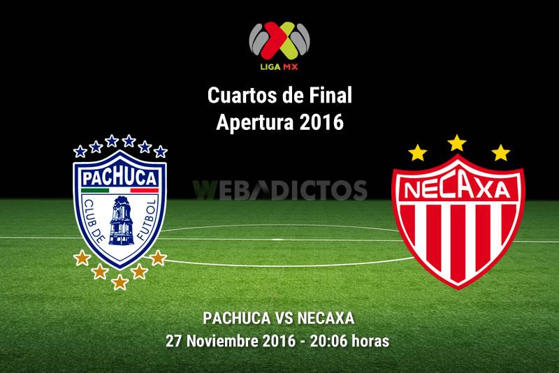 Pachuca vs Necaxa, Cuartos de Final A2016   Resultado: 0-0 - pachuca-vs-necaxa-cuartos-de-final-apertura-2016
