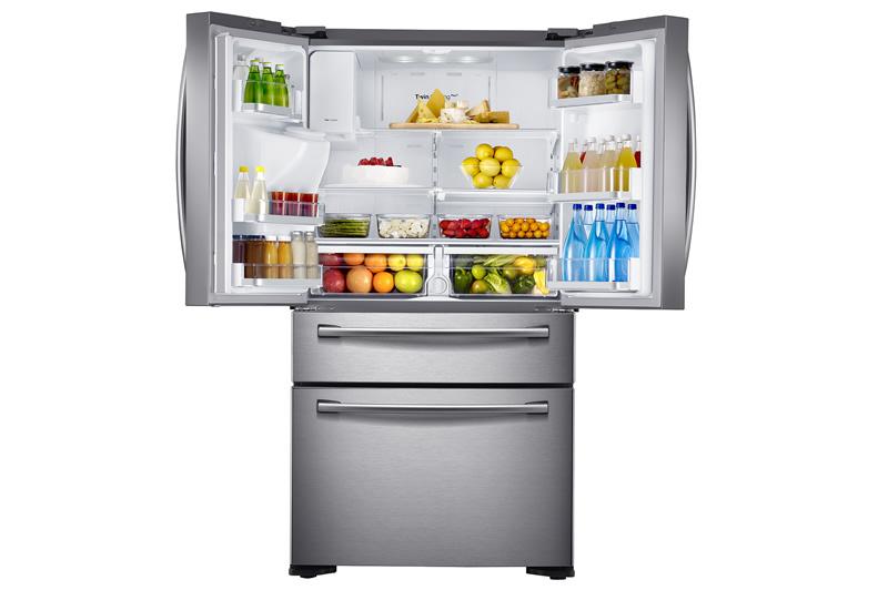 Estas son las ofertas de Samsung para El Buen Fin 2016 - refrigeradores-buen-fin-2016