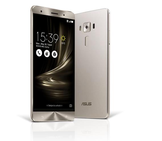 Smartphones serie Zenfone 3 de ASUS llegan a México - zenfone-3-deluxe