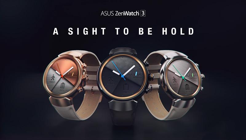 ASUS Zenwatch 3: smartwatch elegante y adaptable con tecnología Android Wear - zenwatch-3_asus