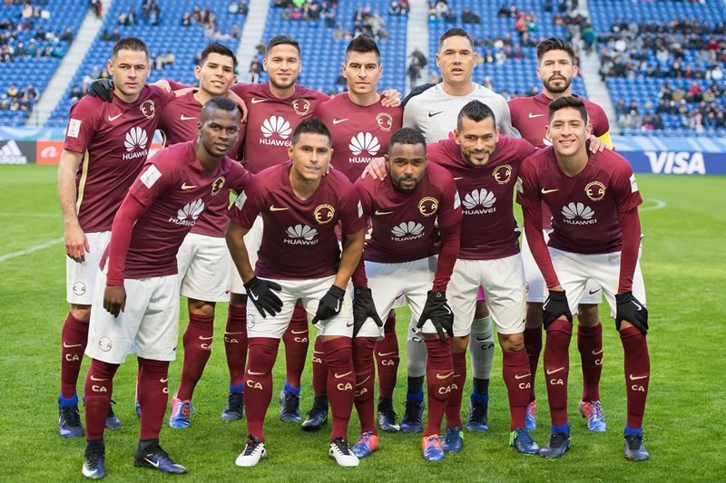 América vs Real Madrid, Mundial de Clubes 2016   Resultado: 0-2 - america-vs-real-madrid-mundial-clubes-2016