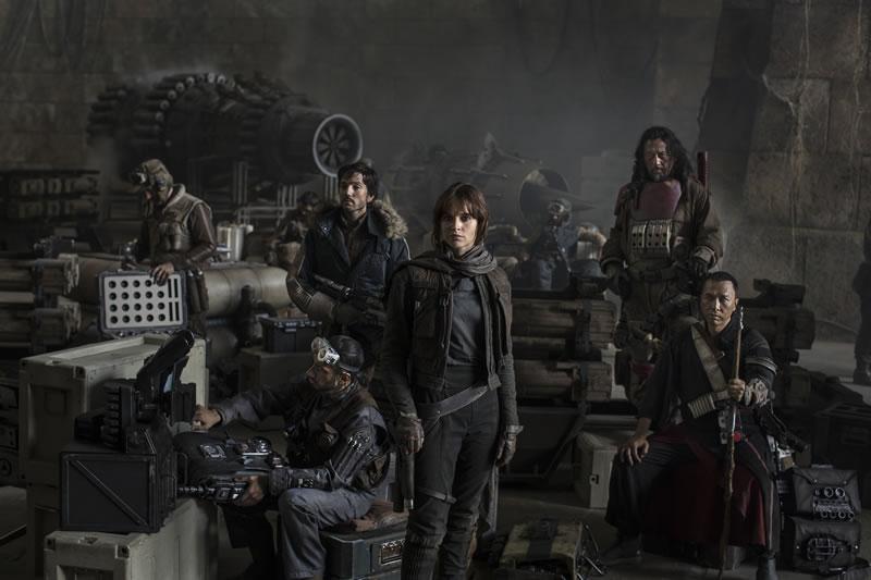 Datos curiosos de Rogue One: Una historia de Star Wars - curiosidades-rogue-one-una-historia-de-star-wars