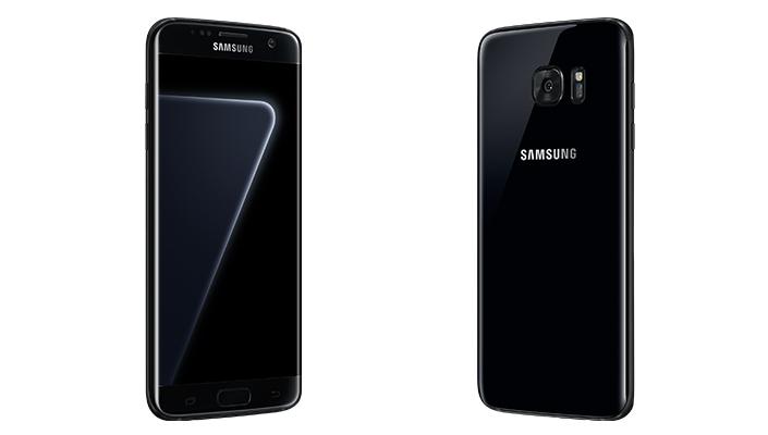 Galaxy S7 Edge ahora vendrá en color Negro Perla - galaxy-s7-edge_blackpearl_main_1