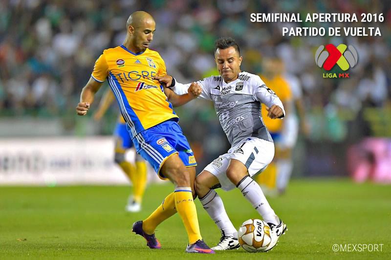 Horario Tigres vs León y canal, Semifinal del Apertura 2016   vuelta - horario-tigres-vs-leon-semifinal-apertura-2016-vuelta