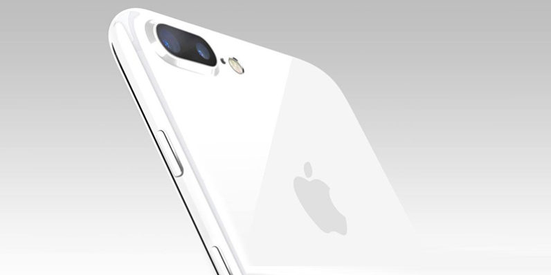 Aparecen maquetas del iPhone 7 Jet White - iphone-7-jw