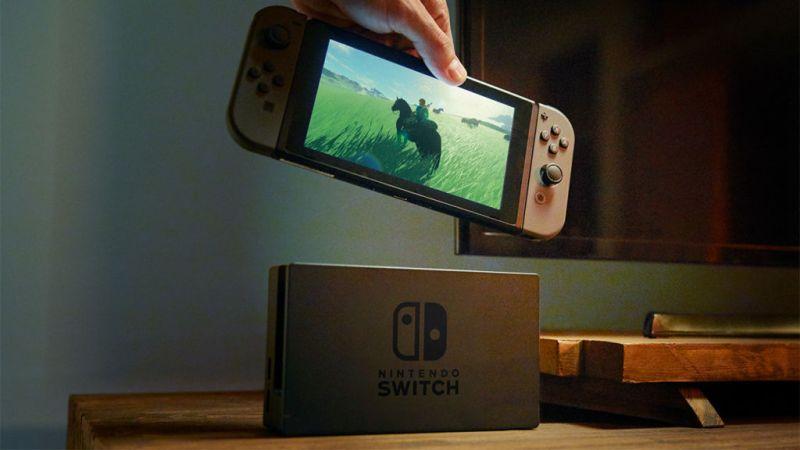La Nintendo Switch no tendría batería reemplazable - nintendo-switch-poster