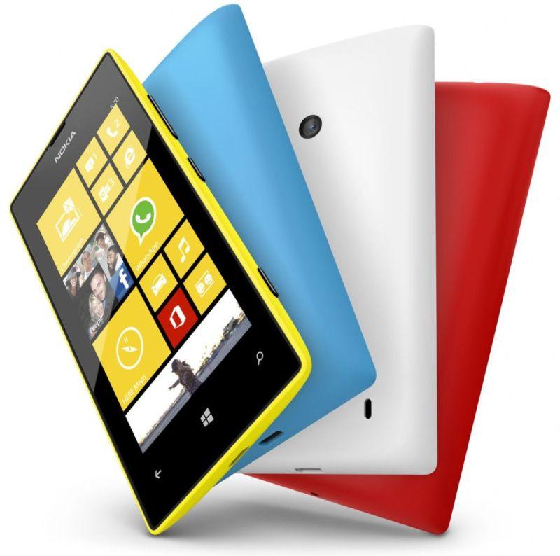 Nokia Lumia 520 logra correr Android 7.1 Nougat - nokia-lumia-520