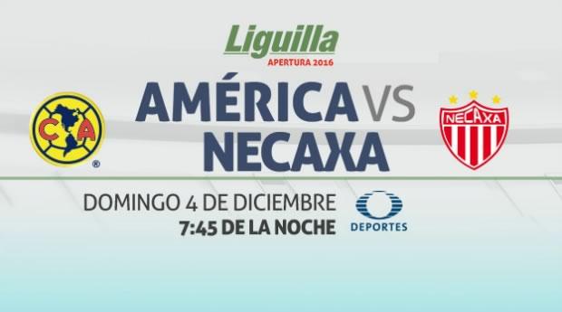 América vs Necaxa, vuelta de la Semifinal A2016 | Resultado: 2-0 - semifinal-america-vs-necaxa-apertura-2016