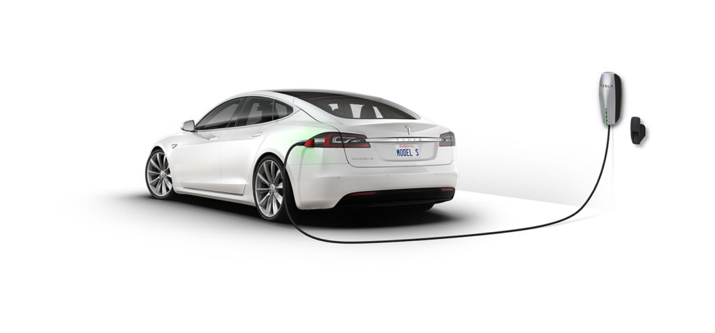 uber tesla model s Uber lanza flota de vehículos Tesla en Madrid