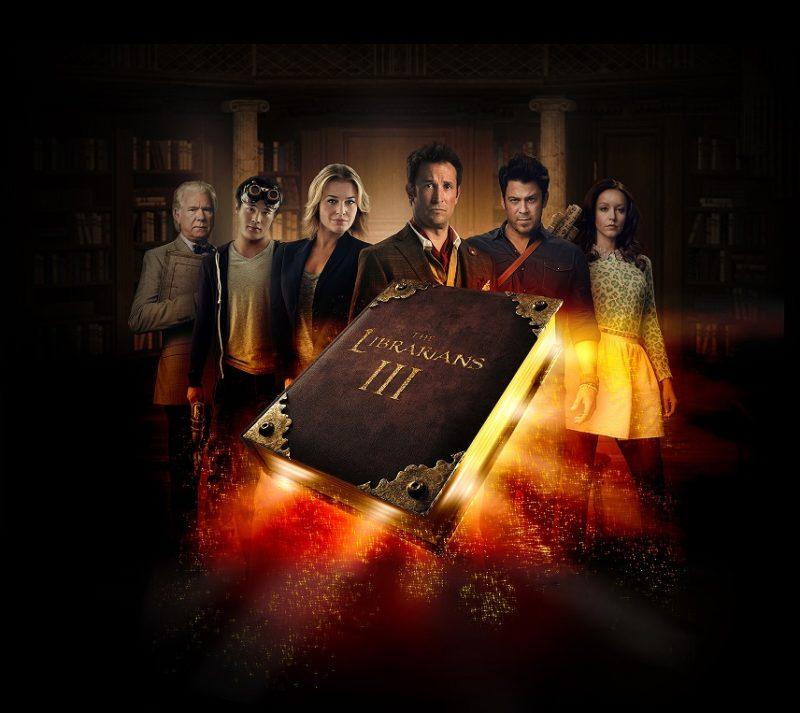 Lo que ya sabemos de la tercera temporada de The Librarians - 1-the-librarians-temporada-3-universal-channel-800x713