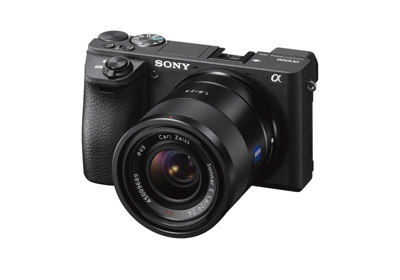 Nuevas cámaras Sony con enfoque ultra rápido llegan a México - alpha-6500-5