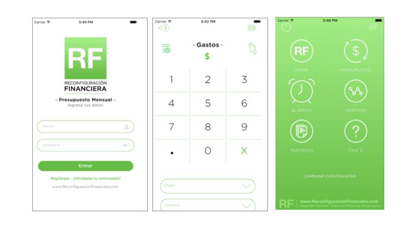 presupuesto mensual app para gestionar tus finanzas personales