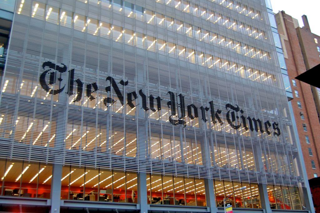 Apple elimina la app del New York Times en China por petición del gobierno - apple-newyorktimes