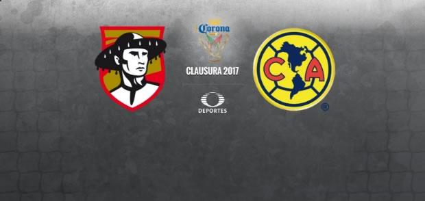 Coras vs América, J3 de Copa MX Clausura 2017 | Resultado: 3-2 - coras-vs-america-copa-mx-clausura-2017-en-vivo