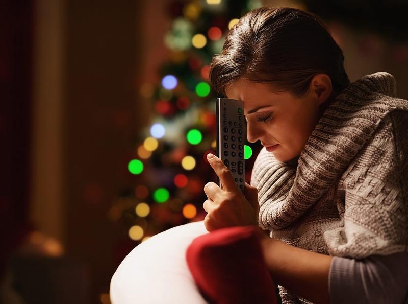 Por qué el fin de año deprime a algunas personas… la bioquímica cerebral tiene la respuesta - depresion-fin-de-ano