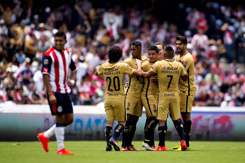 A qué hora juega Chivas vs Pumas en la J1 del Clausura 2017 y opciones para verlo - horario-chivas-vs-pumas-clausura-2017-j1