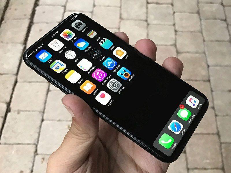 Apple presentaría el iPhone X - iphone-8-800x600