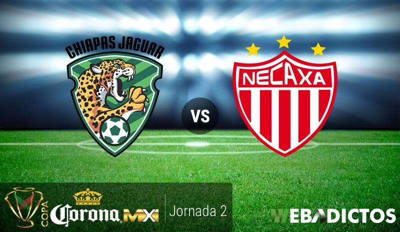 Jaguares vs Necaxa, J2 de la Copa MX Clausura 2017 | Resultado: 1-1 - jaguares-vs-necaxa-copa-mx-clausura-2017
