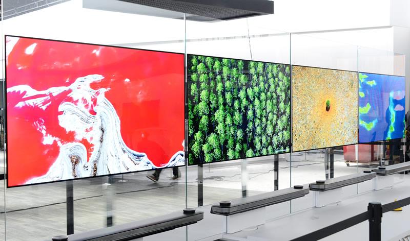 LG presenta su nueva línea Signature OLED TV W  en el CES 2017 - lg-signature-oled-tv-w-en-ces-2017