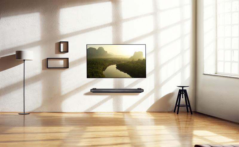 LG presenta su nueva línea Signature OLED TV W  en el CES 2017 - lg-signature-oled-tv-w