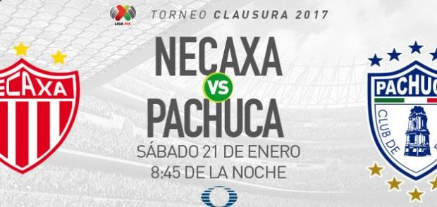 Necaxa vs Pachuca, Fecha 3 del Clausura 2017    Resultado: 1-0 - necaxa-vs-pachuca-clausura-2017-en-vivo-j3