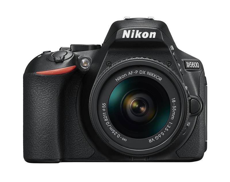 Nikon presenta su nuevo modelo Nikon D5600 en el CES 2017 - nikon-d5600