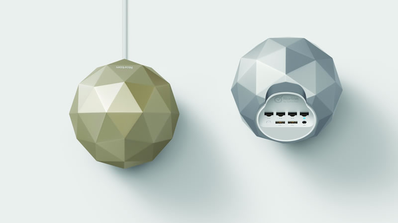 Norton presenta dispositivo para proteger el 'Internet de las Cosas' - norton-core-internet-de-las-cosas
