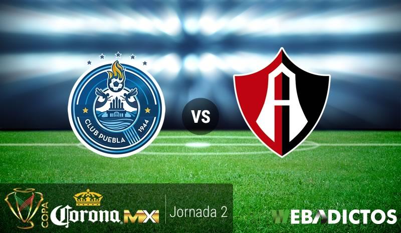 Puebla vs Atlas, Jornada 2 Copa MX Clausura 2017 | Resultado: 1-0 - puebla-vs-atlas-copa-mx-clausura-2017