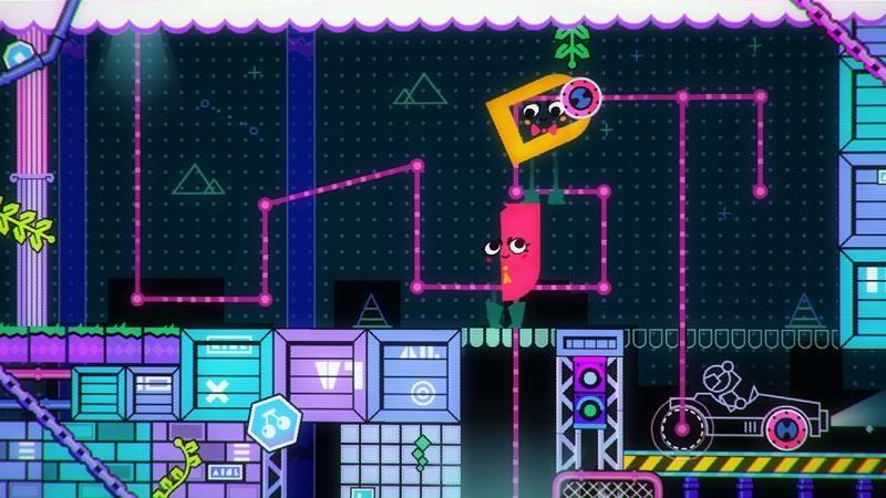Juegos de Nintendo que saldrán para Nintendo Switch - snipperclips-nintendo-switch
