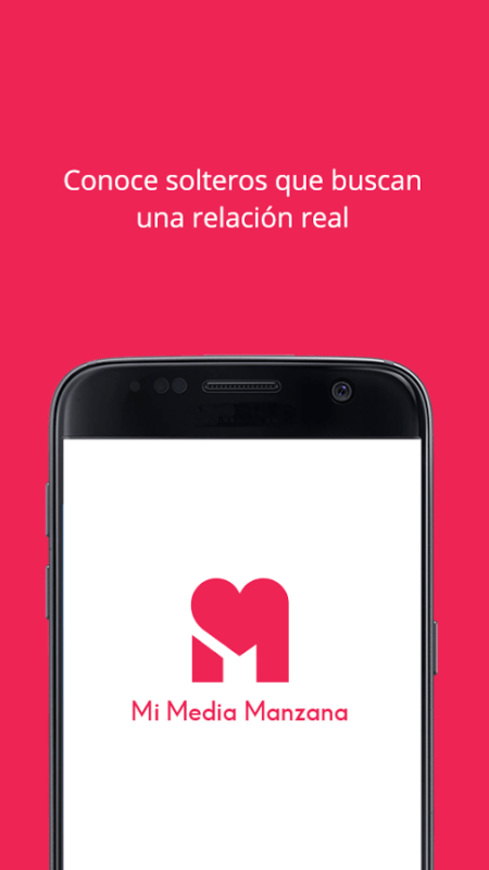 La App de dating online que te garantiza una cita real en menos de 30 días - app-mi-media-manzana-450x800