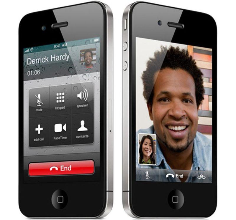 Apple es demandada por forzar a usuarios a migrar a iOS 7, inhabilitando Facetime - apple-iphone4-facetime