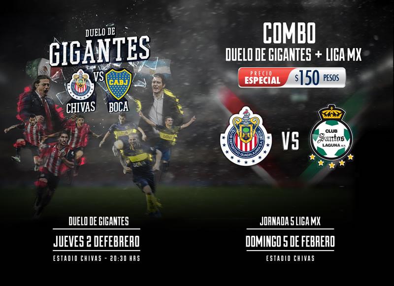 Chivas vs Boca Juniors, Duelo de Gigantes | Resultado: 1(5)-(3)1 - chivas-vs-boca-juniors-chivas-tv