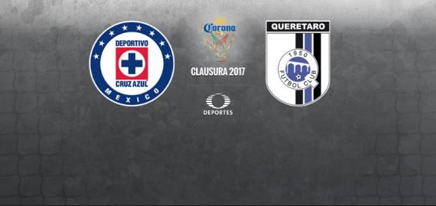 Cruz Azul vs Querétaro, Copa MX Clausura 2017 | Resultado: 3-0 - cruz-azul-vs-queretaro-copa-mx-clausura-2017-en-vivo