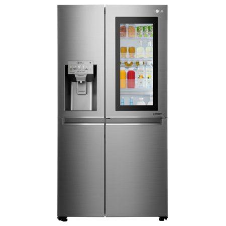 frigorifico lg instaview 450x450 LG muestra en Innofest el nuevo concepto de casa inteligente