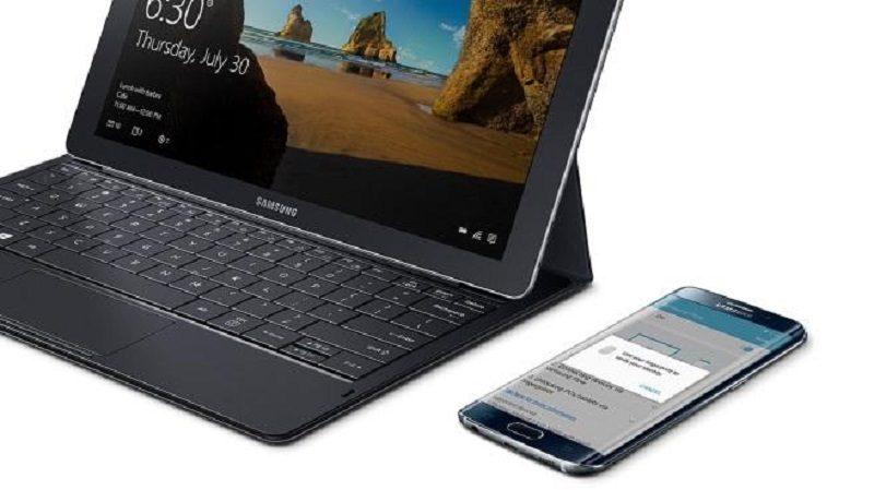 Ahora podrás desbloquear tu computadora con tu smartphone Samsung - galaxy-tab-pro-s-windows10_hi-800x449