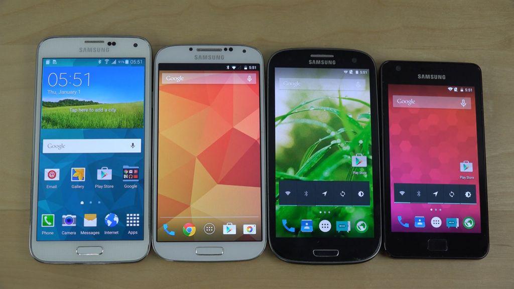 Google es acusado de obstruir el crecimiento de Tizen - google-android-samsung