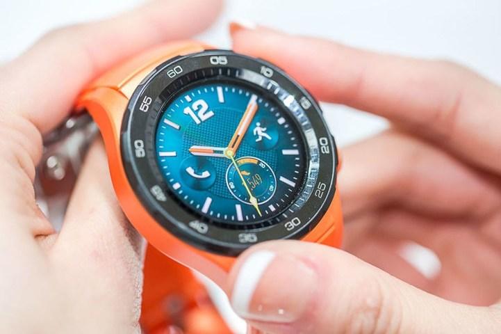 Huawei Watch 2: el reloj inteligente deportivo completo de Huawei - huawei-watch-2