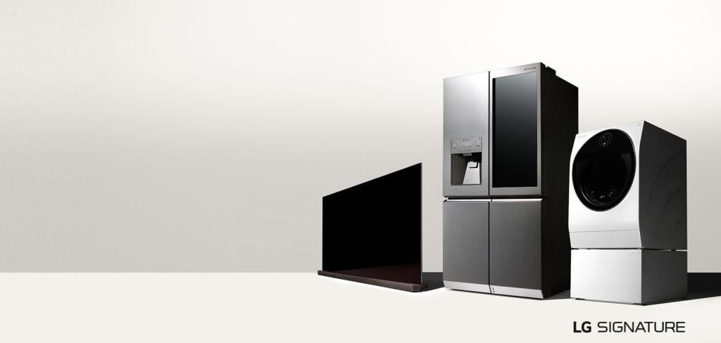 LG muestra en Innofest el nuevo concepto de casa inteligente - lg-signature