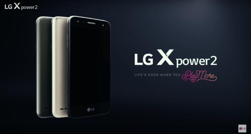 LG X Power2, nuevo smartphone de LG con 4500mah de batería - lg-x-power-2-800x430