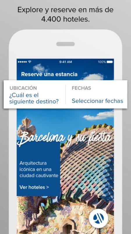 Marriott rediseña su aplicación Marriott Mobile para el viajero moderno - marriot-mobile-450x800