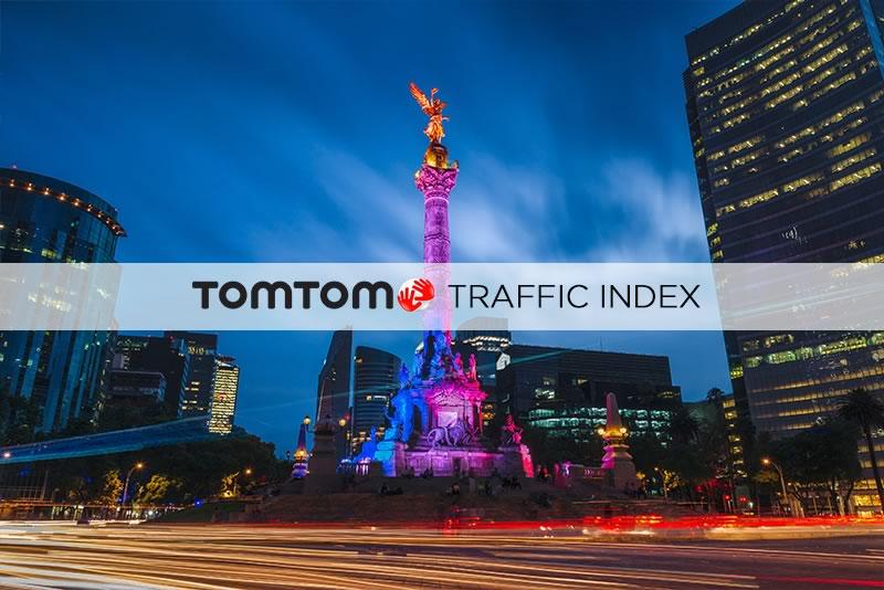 mexico la ciudad con mas trafico del mundo La Ciudad de México es la ciudad con más tráfico del mundo: TomTom Traffic Index 2017