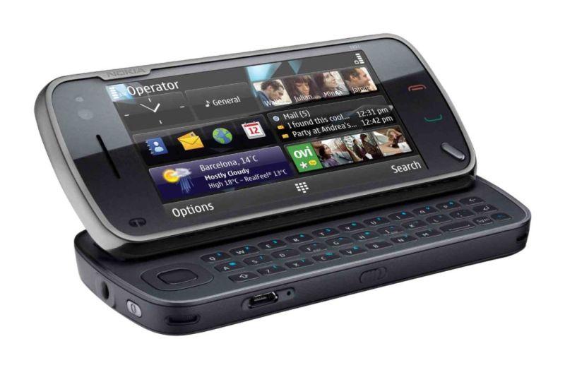 HMD traería de vuelta los teléfonos Nokia N-Series - nokia-n97