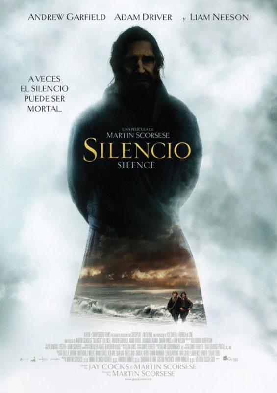 Cinépolis Sala de Arte presenta la película Silencio de Martin Scorsese - pelicula-silencio-565x800