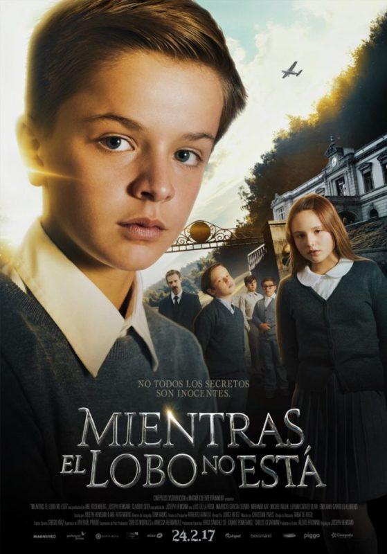 """""""Mientras el lobo no está"""" se estrena en México el 24 de Febrero - poster_principal_mientras_el_lobo_no_esta-559x800"""